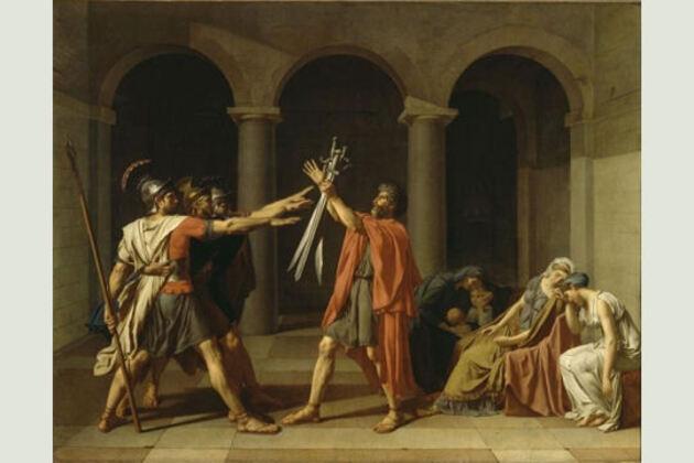 Le Serment des Horaces