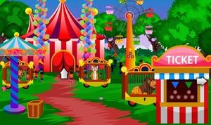 Jouer à Circus lion escape