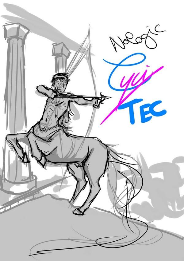 centaure personnage