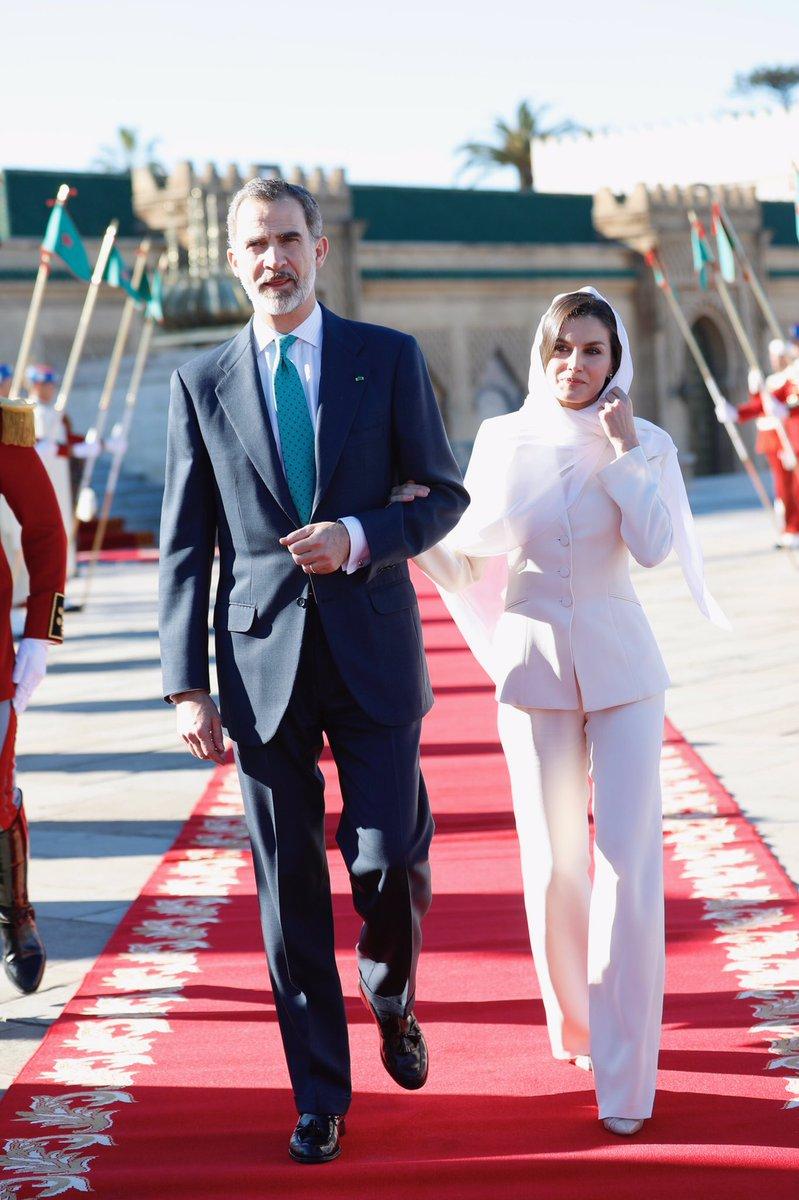 Felipe et Letizia au Maroc - 3