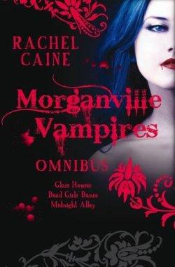 Les recueils anglosaxons contenant plusieurs tomes de Vampire City