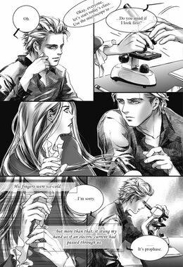 Twilight ~ Fascination vol.1 (roman graphique)