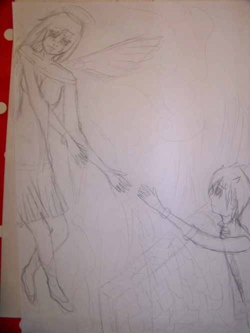 Ange et démon...