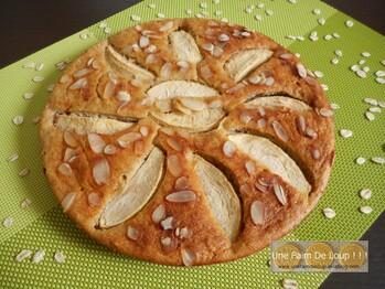 Banana bread aux pommes