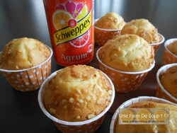 Muffins speculoos