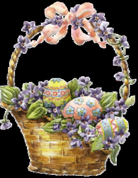 Paniers de Pâques 5