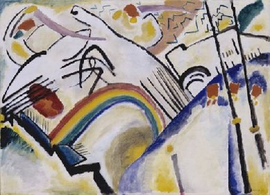 Wassily Kandinsky, Cosaques 1910-1911