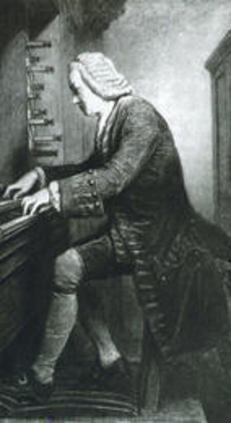 Blog de colinearcenciel :BIENVENUE DANS MON MONDE MUSICAL, * LA CONSOLE DE L'ORGUE OU LE MAITRE BACH COMPOSE....*