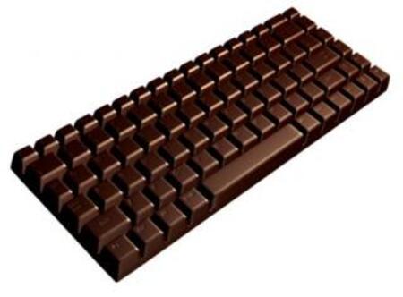 """L'addiction à la """"drogue"""" chocolat."""