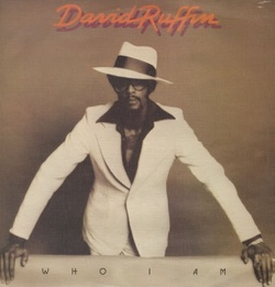 David Ruffin - Who I Am - Complete LP