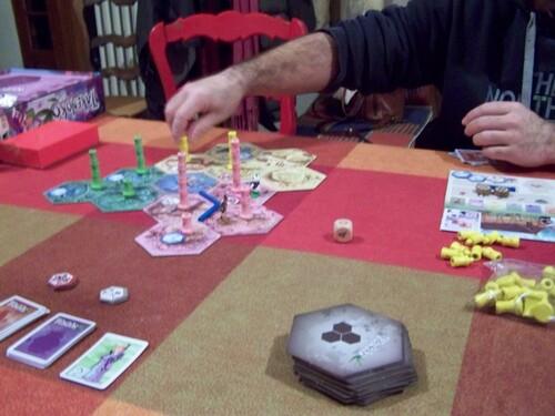 Takenoko : un jeu avec des bambous