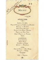 menus de sorcière