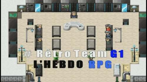 1er épisode de Rétro Teamg1 !