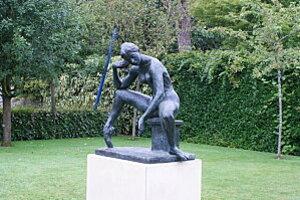 Jardin des essais La Loire pensive