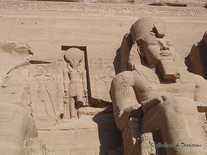 Abou Simbel - Le Grand Temple