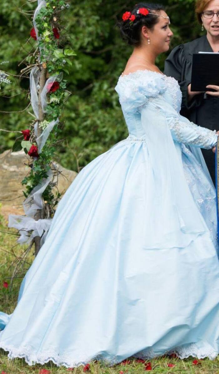 Belles robes de bal