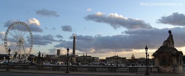 24 février 2012 L'Obelisque Place de la Concorde 0