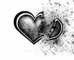 Une balle au cœur