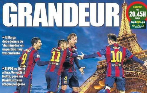 Vu d'Espagne. PSG-Barça : un match déjà décisif