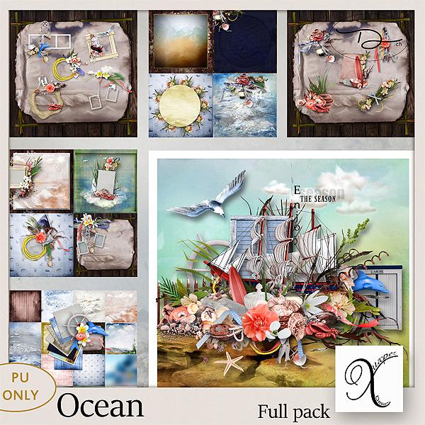 Ocean Full pack