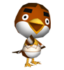 Miguel animal crossing WII