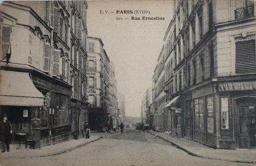 rue Ernestine