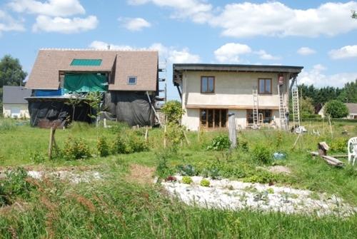 Juillet 2014: Reprise des chantiers !