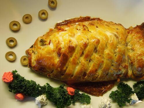 poisson du 2 avril avec carottes en plus et poivre timut