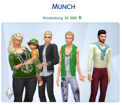 Semaine 2 - Quartier Windenburg - Foyer Munch