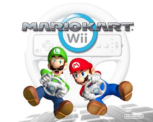 Mario Kart Wii !