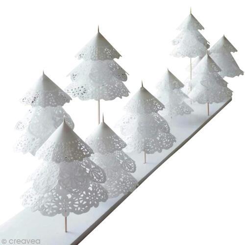 la forêt de Noël