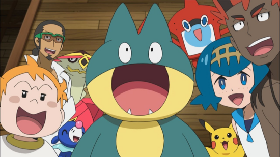 Pokémon Sun & Moon épisode 48 en VOSTFR Streaming