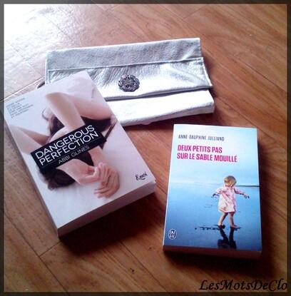 Swap n°3 - Beauté, Livres, Home-made