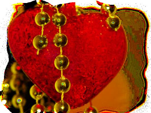 tube coeur saint valentin