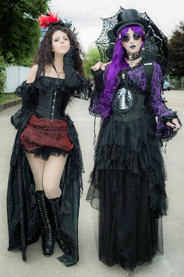 Dames gothiques