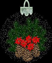 Boule de Noël (3)