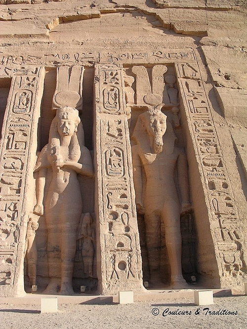 Abou Simbel - Le Petit Temple