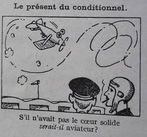 F / Le conditionnel
