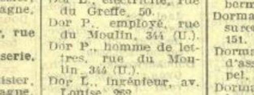 Almanach de Bruxelles - 1923 - 1930 - 1956