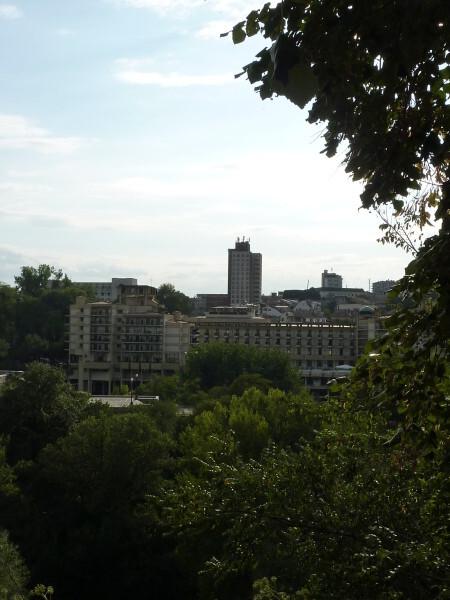 Jour 12 - Veliko Tarnovo - l'Hôtel Etar