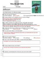 Les incorruptibles - Prix 2020 - Sélection CM2/6ème - Jefferson
