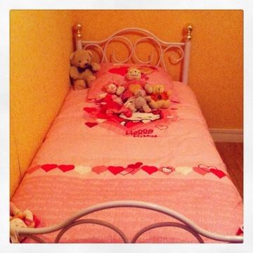 Quoi de neuf ici #69 Minipuce a un grand lit