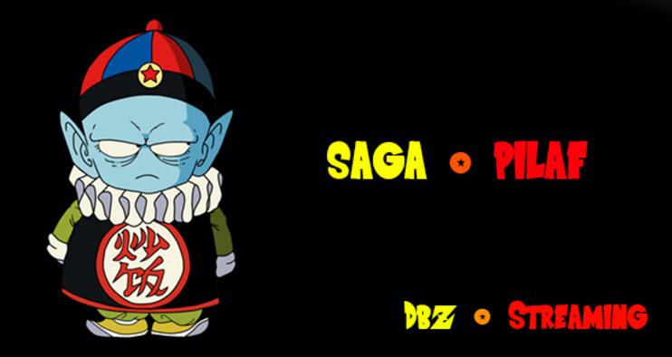 Saga Pilaf