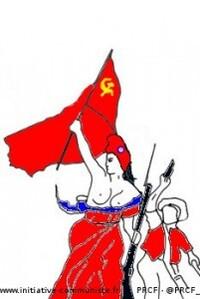 Billet Rouge-NOUS SOMMES DE CEUX QUI MANIFESTENT ! défendons la démocratie avec la liberté de manifester !