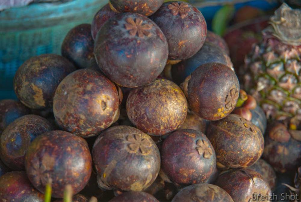 Le mangoustan - Bali