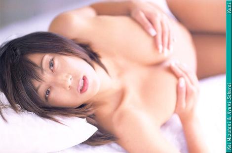 Model Collection : ( [KUNI Scan] - |vol.1| Kei Mizutani/水谷ケイ & Ayumi Sakurai/桜井あゆみ )