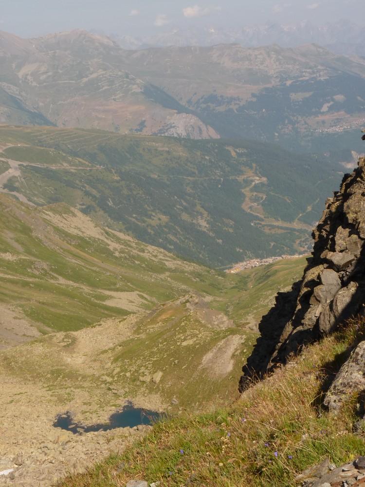 Lac de Roche Noire et Valmeinier