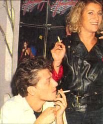 02 février 1985 : Sheila au Zénith (de Johnny !)