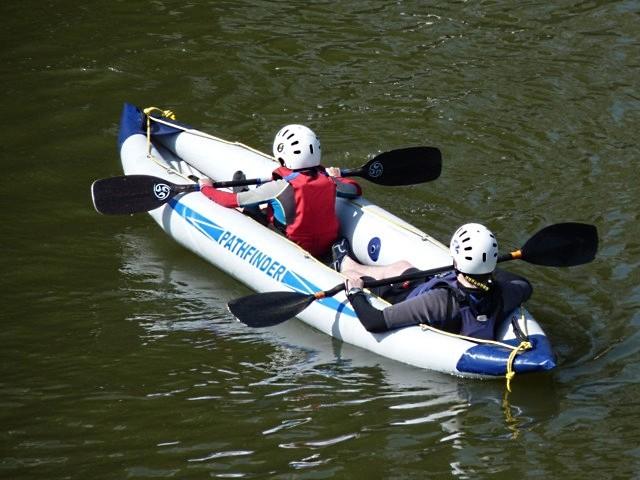 Canoë-Kayak Metz mp13 - 2
