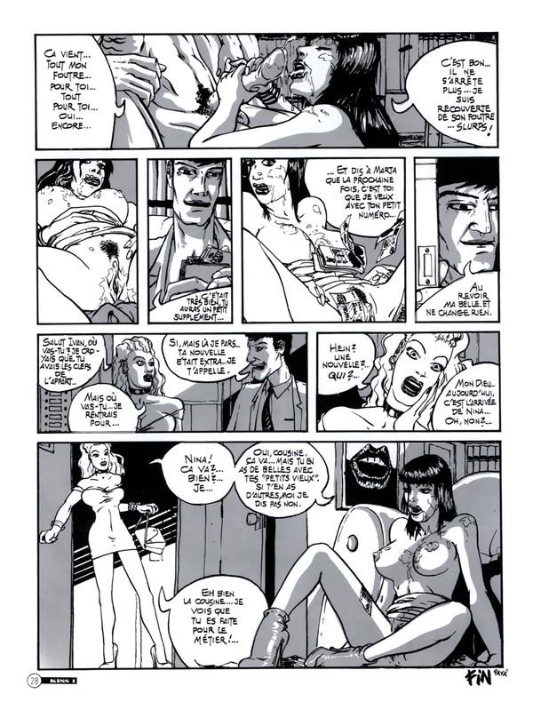 Nina - Le vie de la cousine Marta